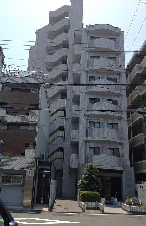 グラン・ドムール伏見桃山7階部分